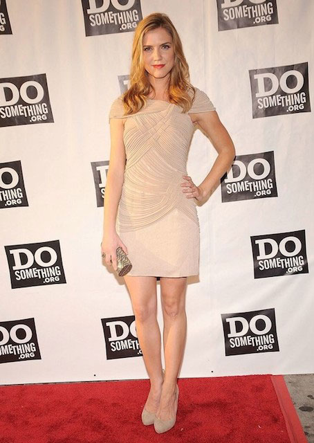 Sara Canning weight