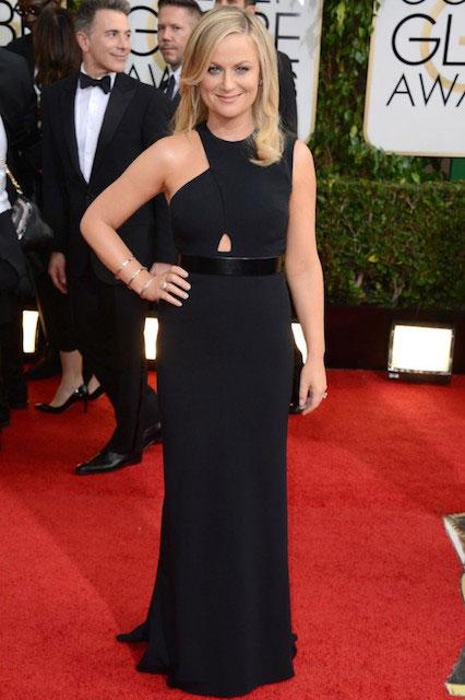 Amy Poehler during 2014 Golden Globes