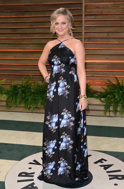 Amy Poehler during 2014 Oscars