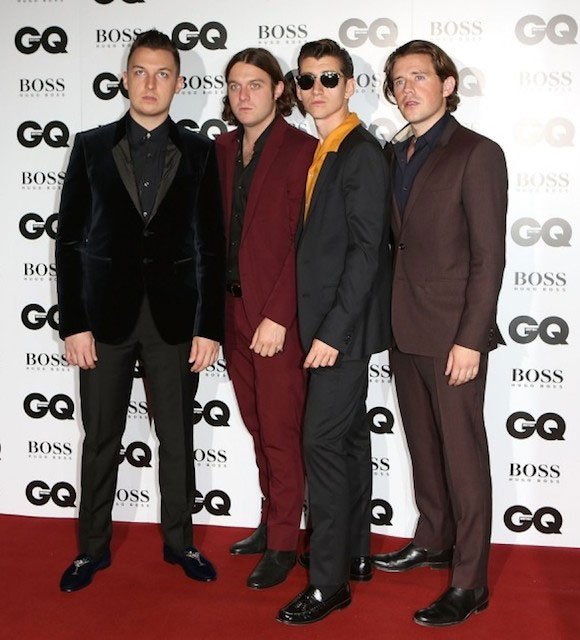 Arctic Monkeys Group