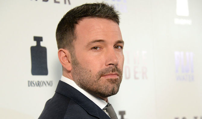 Ben Affleck's Batman 2014 Workout