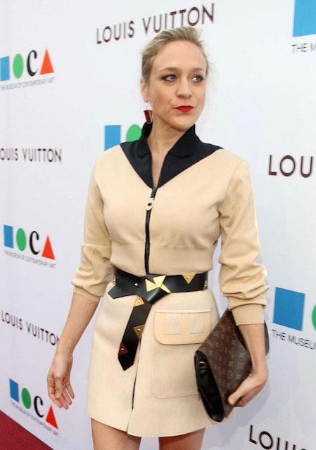 Chloe Sevigny at 2014 MOCA Anniversary Gala