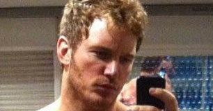 Chris Pratt workout