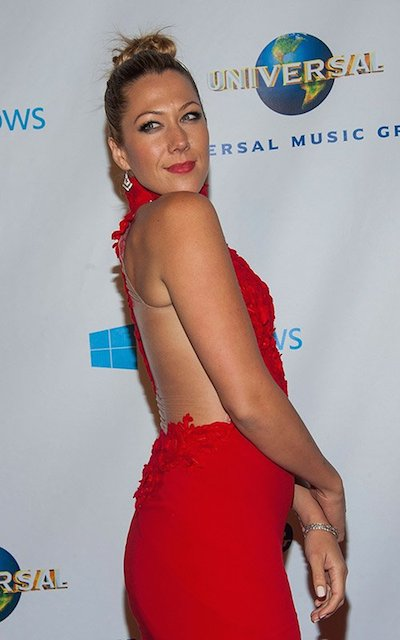 Colbie Caillat hot figure