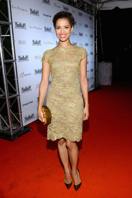 Gugu Mbatha-Raw at 2013 Toronto International film festival