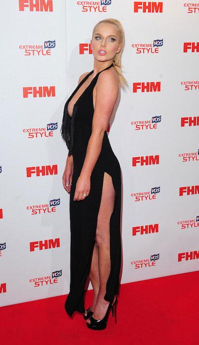 Helen Flanagan hot figure