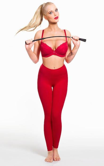 Helen Flanagan workout