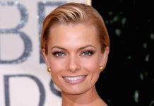 Jaime Pressly workout