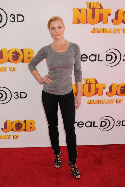 Jaime Pressly height