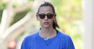 Jennifer Garner workout