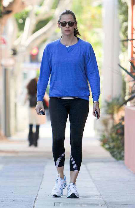 Jennifer Garner Diet Plan And Workout Routine