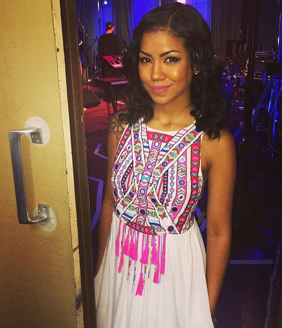 Jhene Aiko height