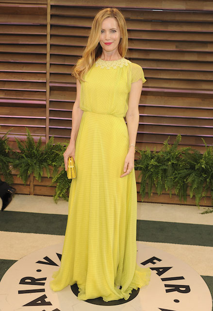Leslie Mann at 2014 Vanity Fair Oscar Party