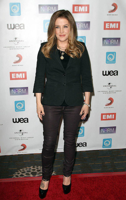 Lisa Marie Presley height