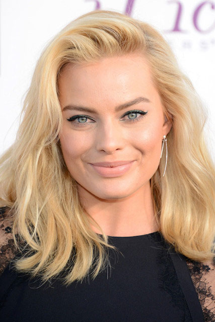 Margot Robbie during 2014 Critics Choice Awards