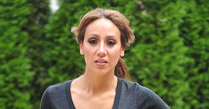 Melissa Gorga workout