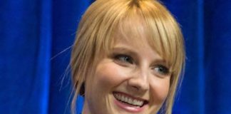 Melissa Rauch at PaleyFest 2013