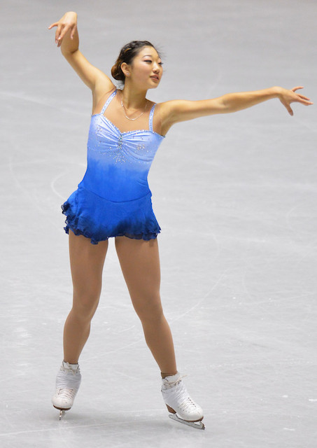 Mirai Nagasu height