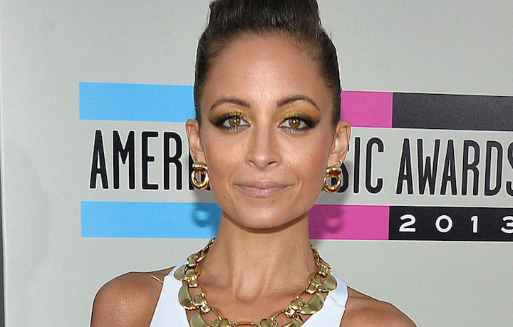 Nicole Richie workout routine and diet plan