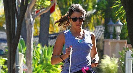 Nikki Reed Workout Routine and Diet Plan