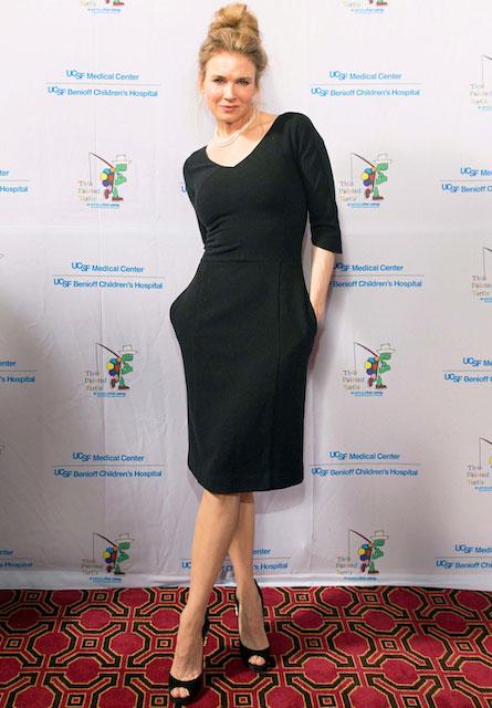 Renee Zellweger height
