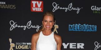 Sonia Kruger workout routine