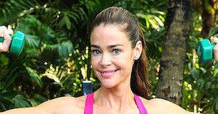 Denise Richards Diet Plan and Workout Routine