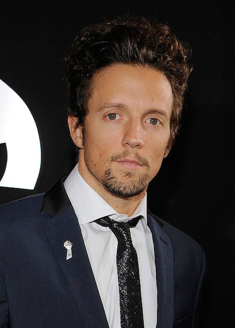 Jason Mraz attends Grammy Awards 2010