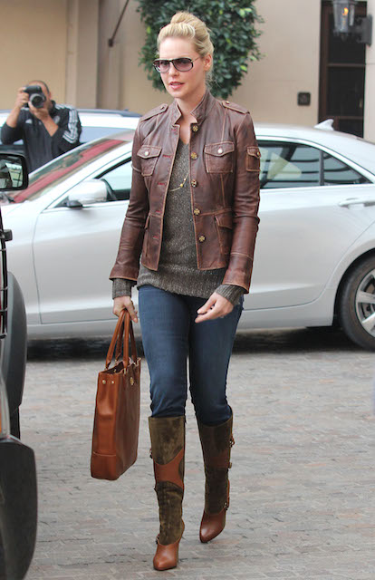 Katherine Heigl height