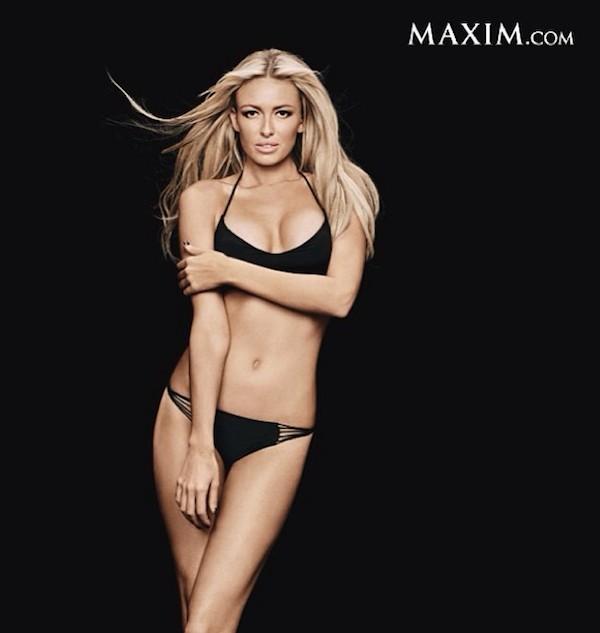 Paulina Gretzky hot boobs