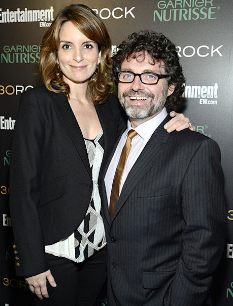 Tina Fey and jeff Richmond