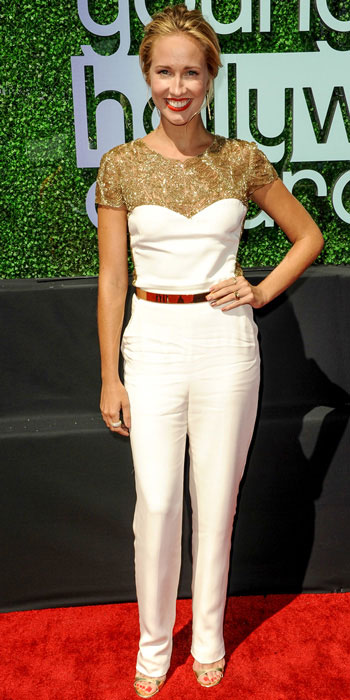 Anna Camp height