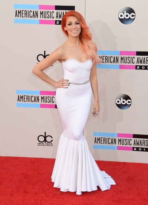 Bonnie McKee at American Music Awards 2013