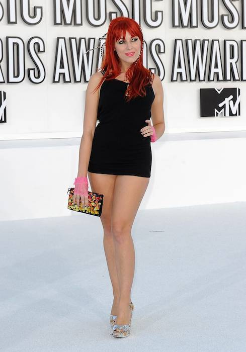 Bonnie McKee Height Weight Body Statistics