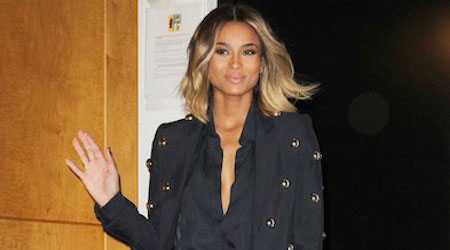 Ciara Height, Weight, Age, Body Statistics
