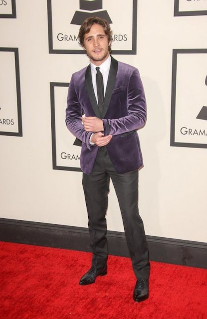 Diego Boneta at Grammy Awards 2014