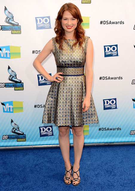 Ellie Kemper height