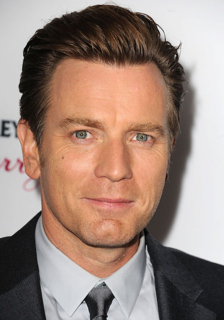 Scottish actor, Ewan McGregor