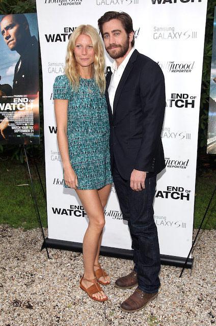Gwyneth Paltrow and Jake Gyllenhaal