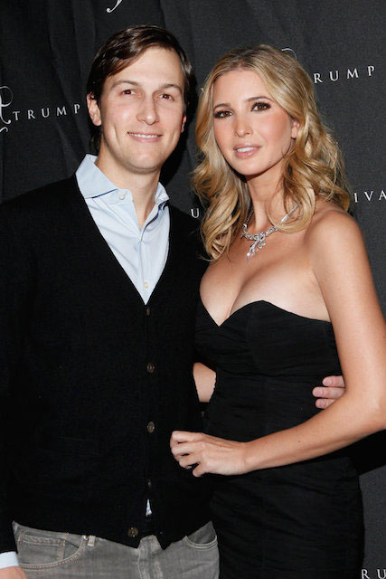 2017 fashion ethical report - Jared Kushner And Ivanka Trump And The Ring Pictures To