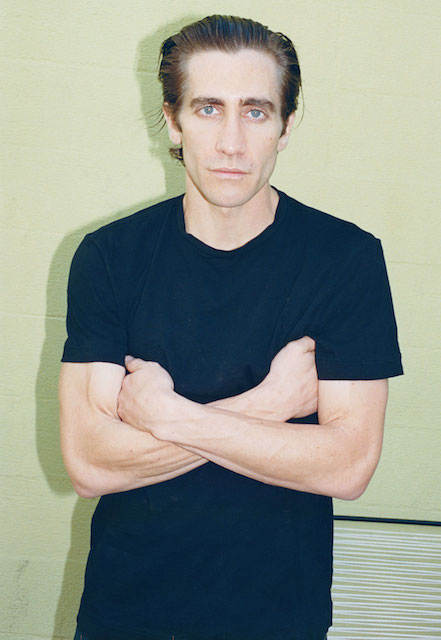 Jake Gyllenhaal clean shaved