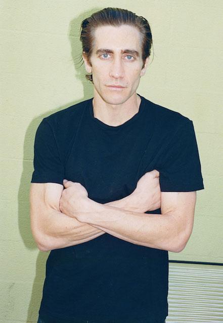 Jake Gyllenhaal clean shaved