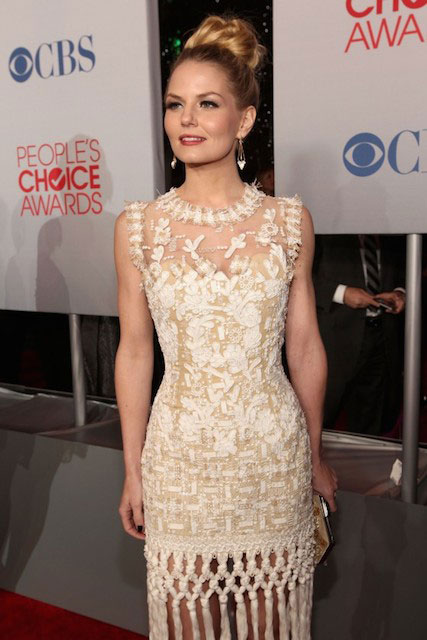 Jennifer Morrison at 38th People's Choice Awards in Los Angeles