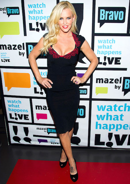 Jenny McCarthy height