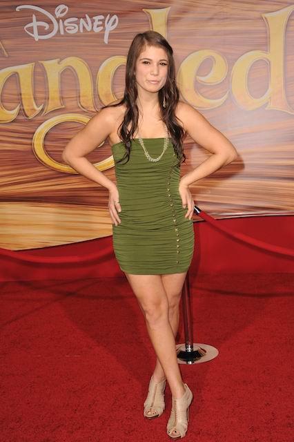 Katelyn Pippy height
