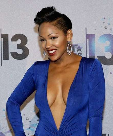 Meagan Good at BET Awards 2013