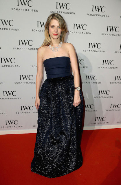 Melanie Laurent at Inside the Wave Gala 2014