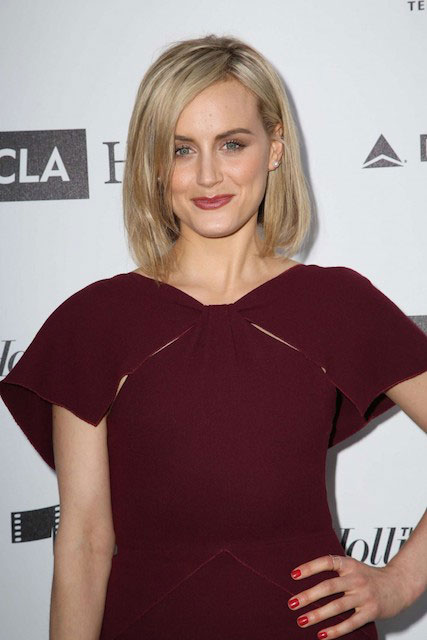 Taylor Schilling at 2014 Reel Stories