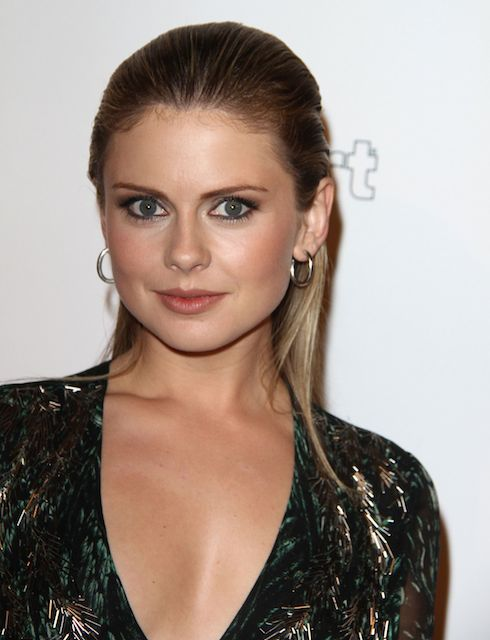"Rose McIver on red carpet during ""Brightest Star"" premiere in Los Angeles."