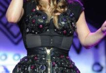 Ally Brooke singing